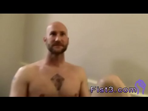 Straight guys gets fisted video and gay twink self fisting movie xxx