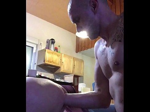 Fisting my regular slut