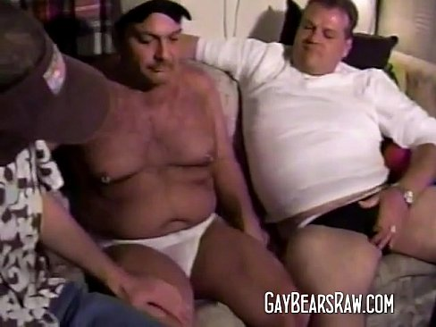 Gaybear amateur home vid