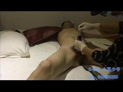 Asian slave twink sound and tortured